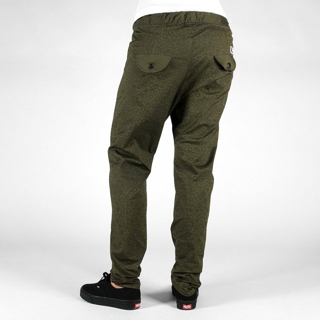PANTS BLOTCH KHAKI