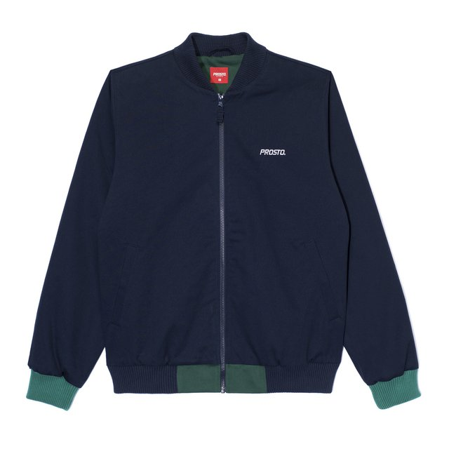 JACKET BOMBER AKELA NIGHT BLUE