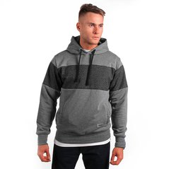 KL HOODY GIRTH MEDIUM HEATHER GREY