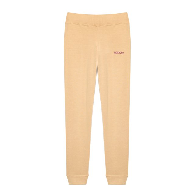 HOMEWEAR PANTS SHINE BEIGE