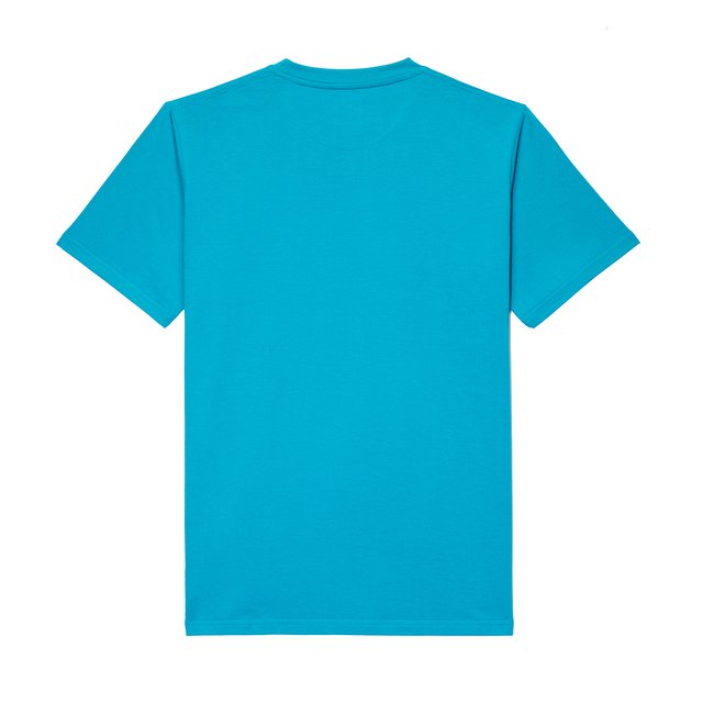 T-SHIRT BASIC GUM BLUE