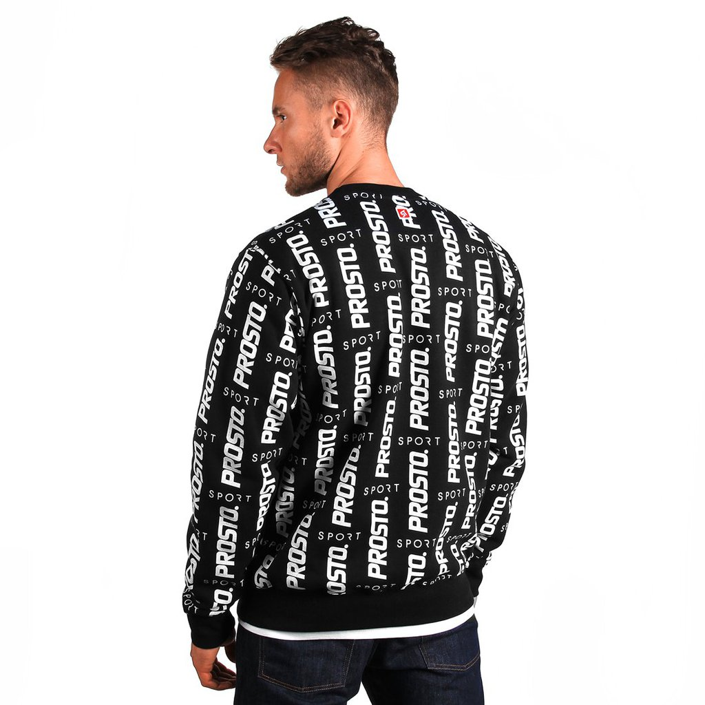 SWEATSHIRT MULTIPLY BLACK