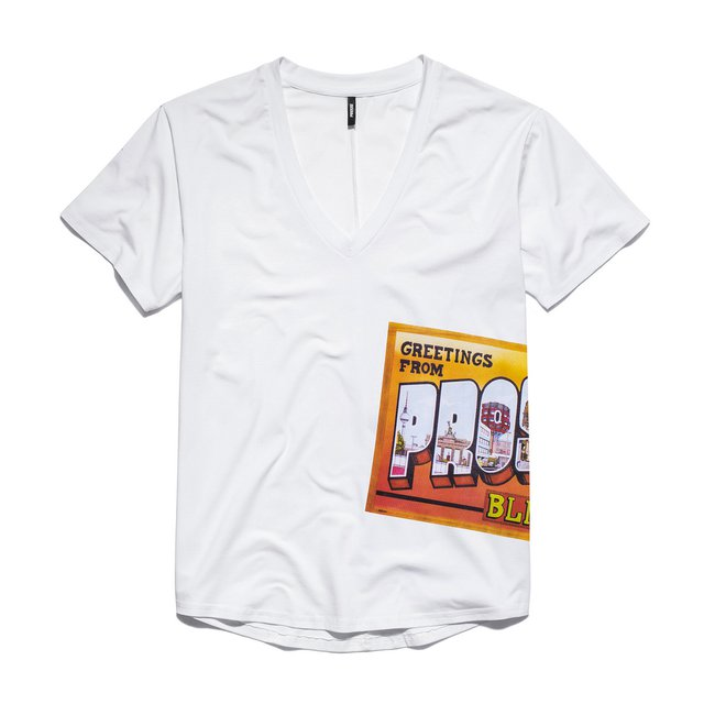 BERLIN TSHIRT WHITE