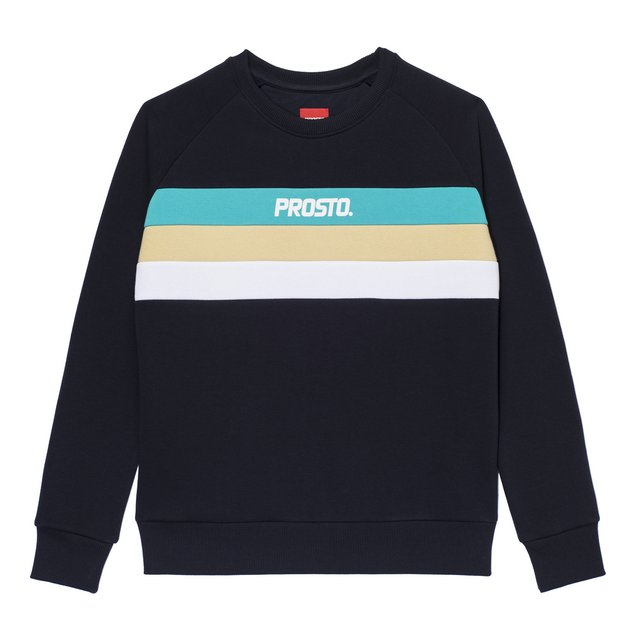 CREWNECK HAPPY DARK NAVY