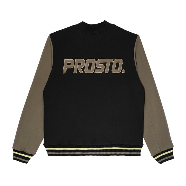 CREWNECK BALL BLACK