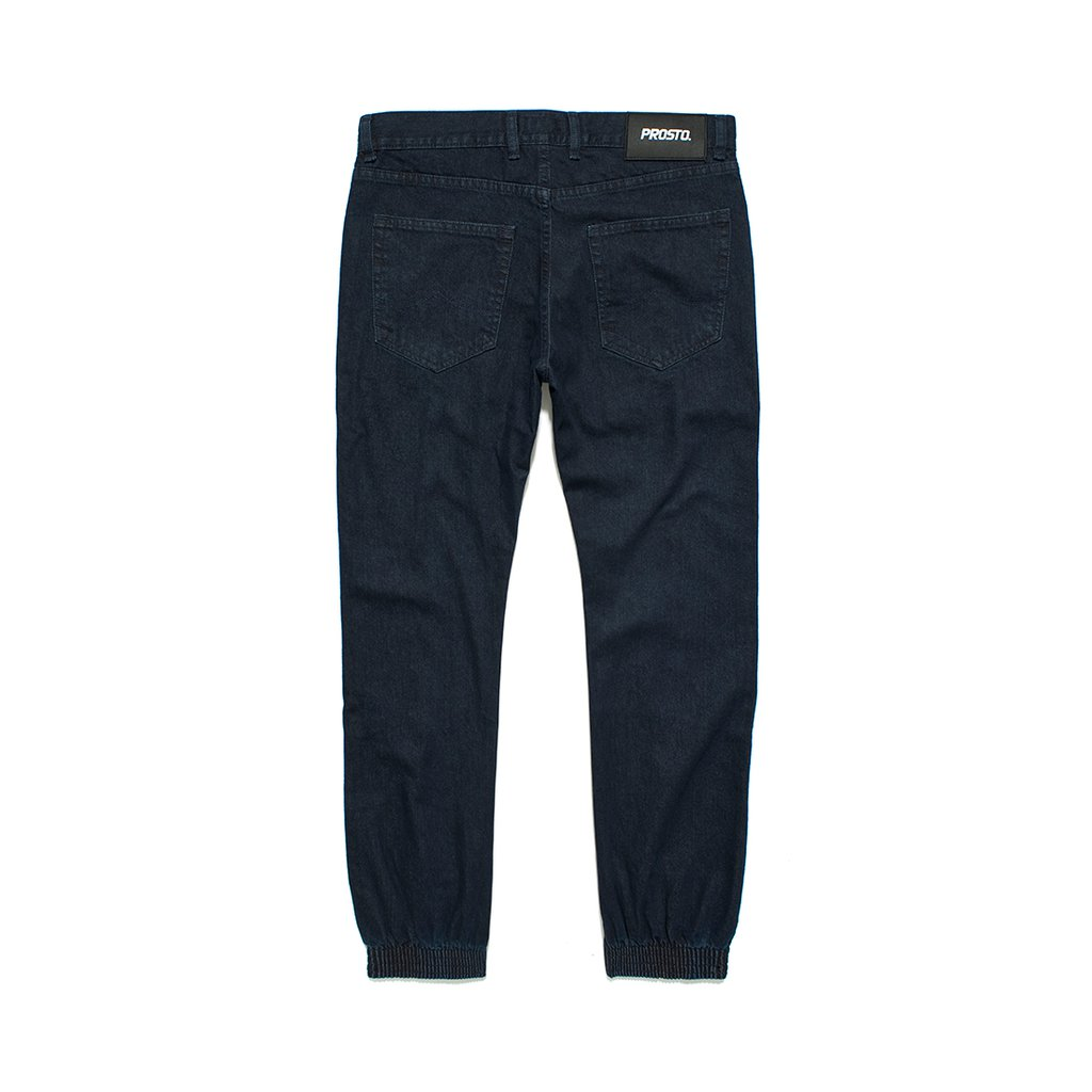 REGULAR JOGGER DARK BLUE