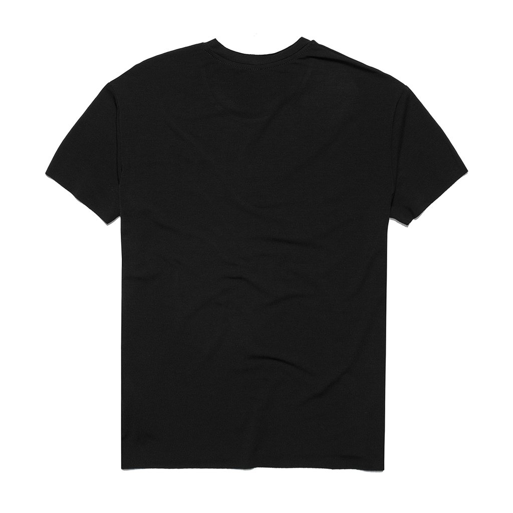 TSHIRT FATTY BLACK