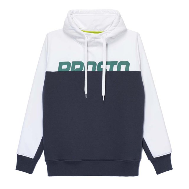 HOODIE SOBER WHITE