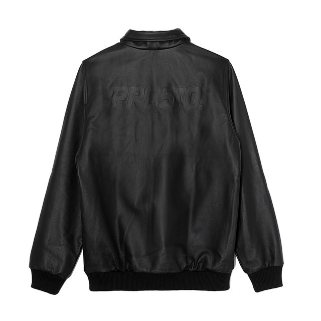 JACKET BLACK WORLD