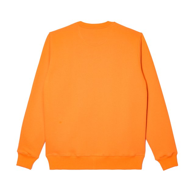 CREWNECK CLICHE ORANGE
