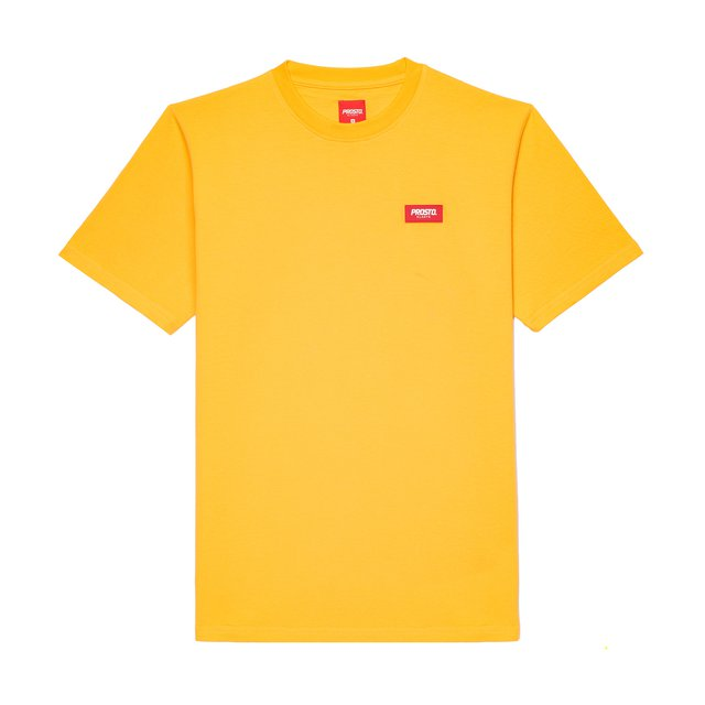 T-SHIRT BASIC GUM DARK YELLOW