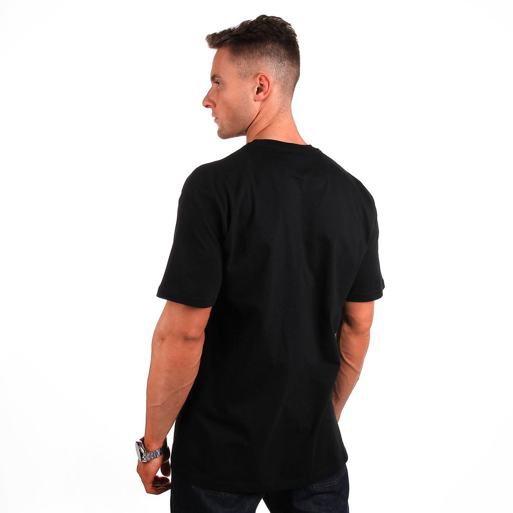 T-SHIRT STREAMER BLACK