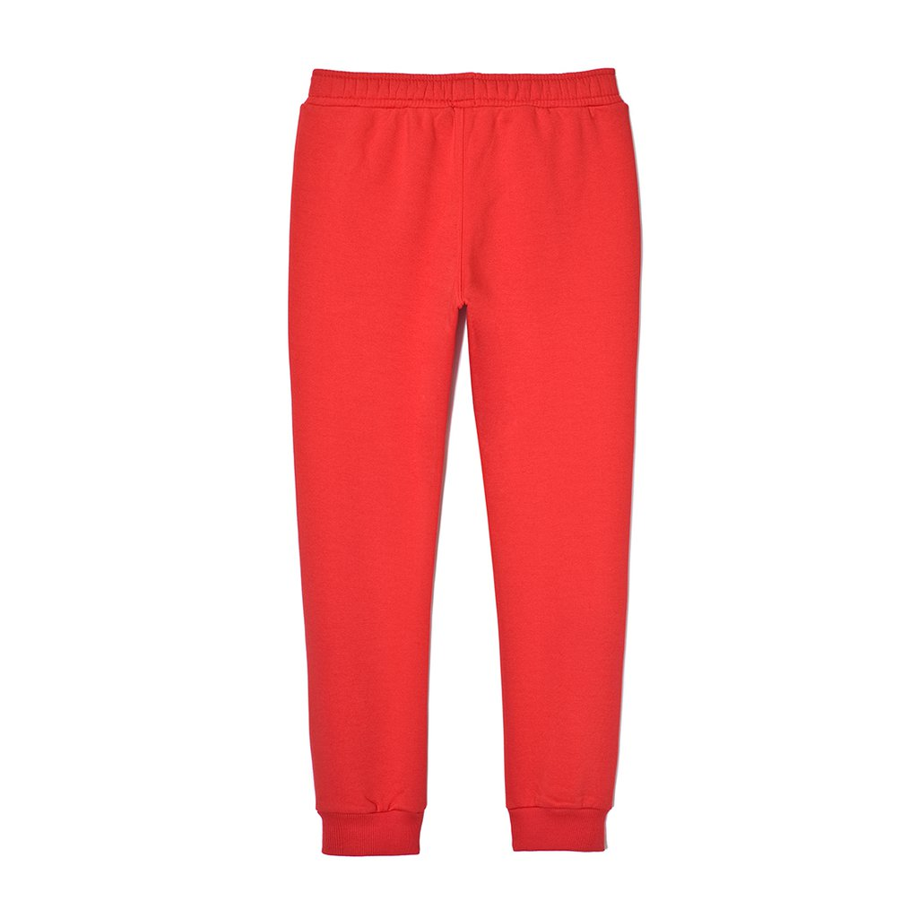 CALF FRONT RED