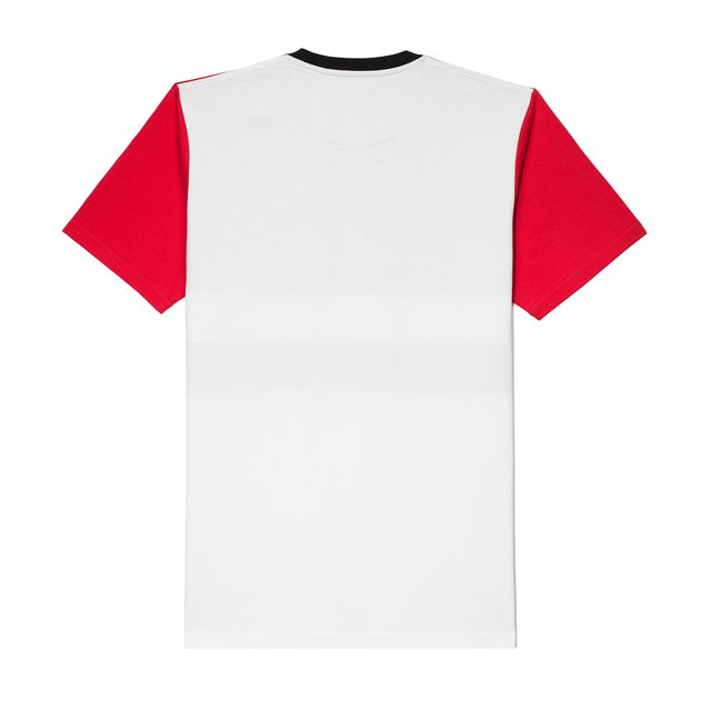 TSHIRT AMI RED/WHITE