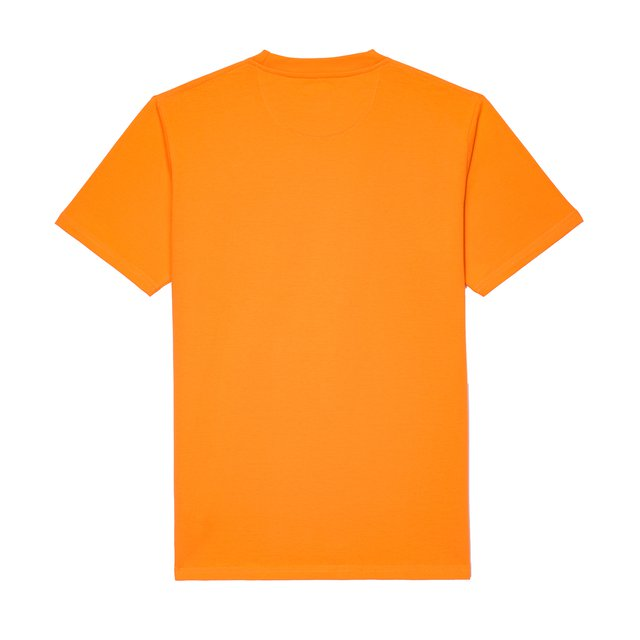 T-SHIRT BASIC GUM ORANGE