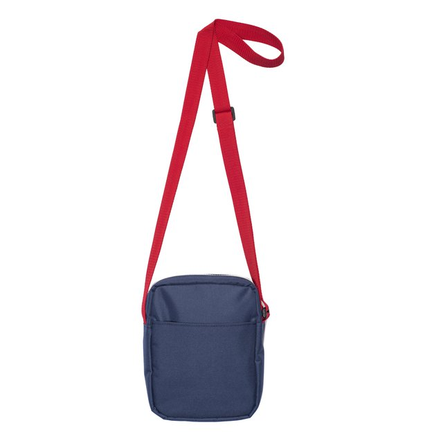 STREETBAG RBxKL WHITE/NAVY/RED