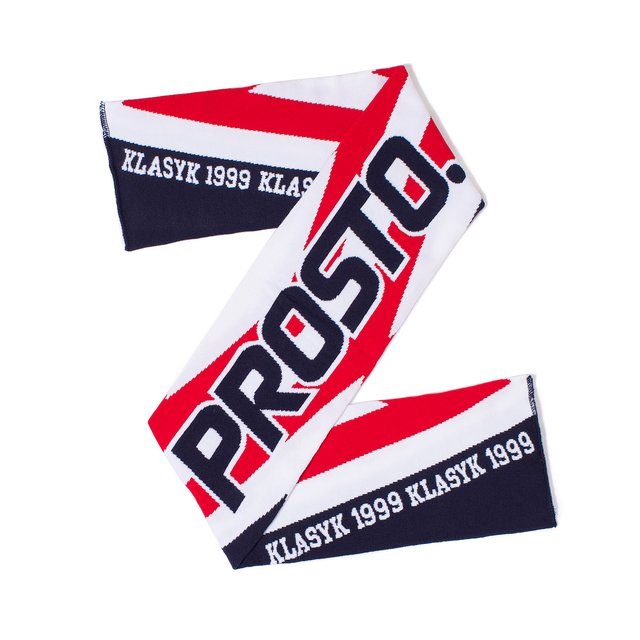 SCARF ULTRA NAVY/RED
