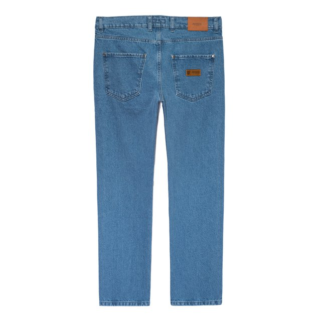 JEANS REGULAR RIND BLUE