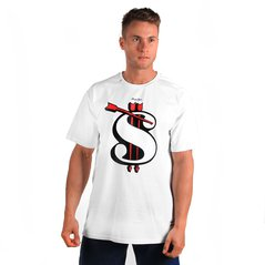 ST T-SHIRT DOLLAR WHITE
