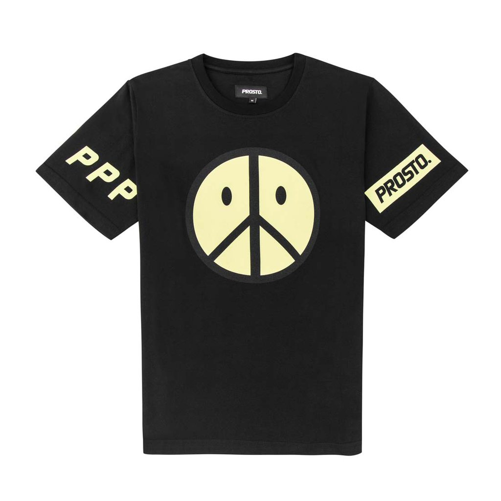 PEACE ACID BLACK