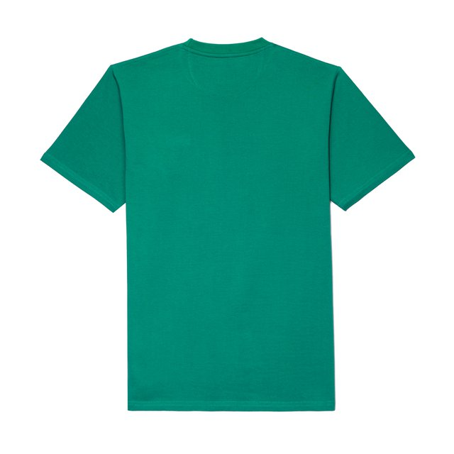 T-SHIRT BASIC GUM DARK GREEN