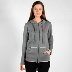 F.EL ZIPHOODY COCTAIL MEDIUM HEATHER GREY