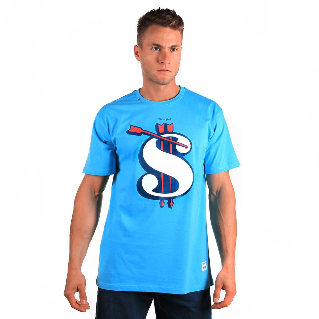 T-SHIRT DOLLAR BLUE