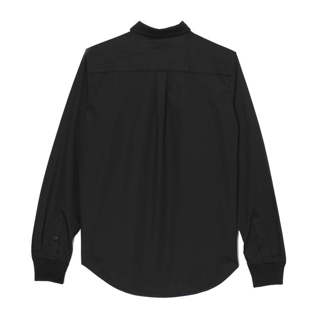 SHIRT WARSAW BLACK