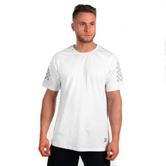 ST TSHIRT SAFETY WHITE