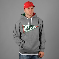 ST HOODY PENNANT MEDIUM HEATHER GRAY