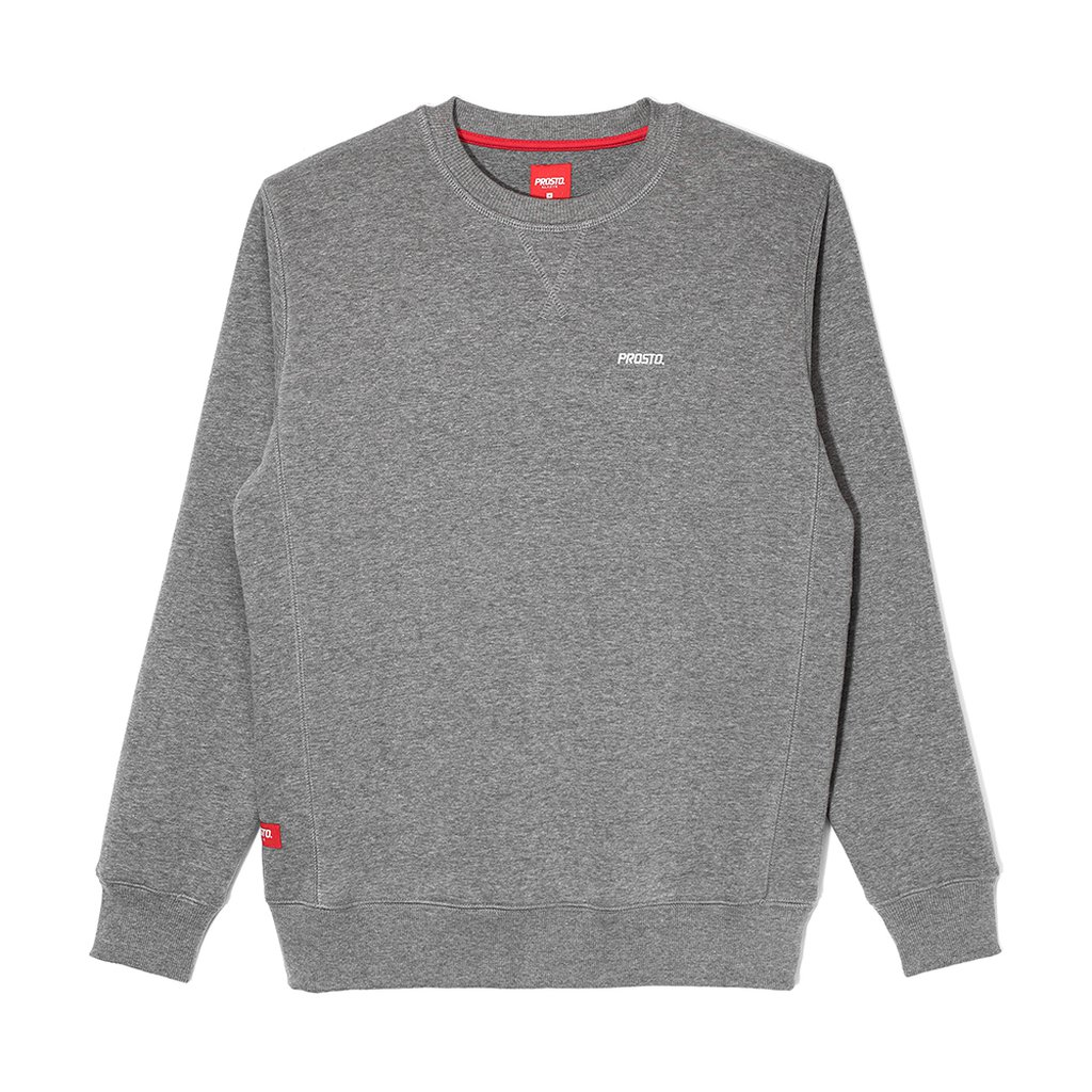 SIMPLE MEDIUM HEATHER GREY
