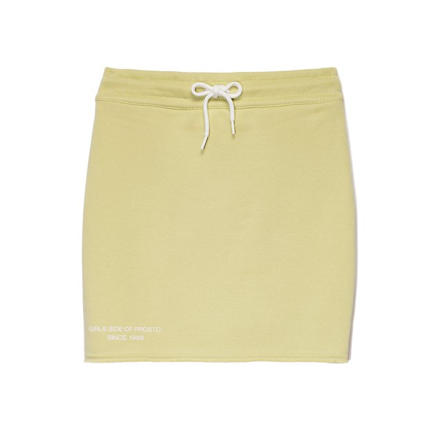 MINI SKIRT KHAKI