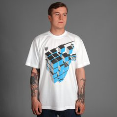 EL T-SHIRT CUBE WHITE