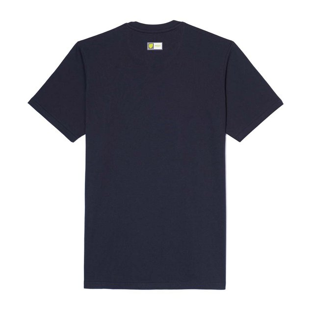 TSHIRT JAQUARD NIGHT BLUE