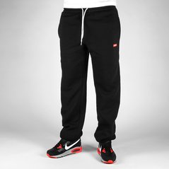 ST PANTS BASIC2 BLACK
