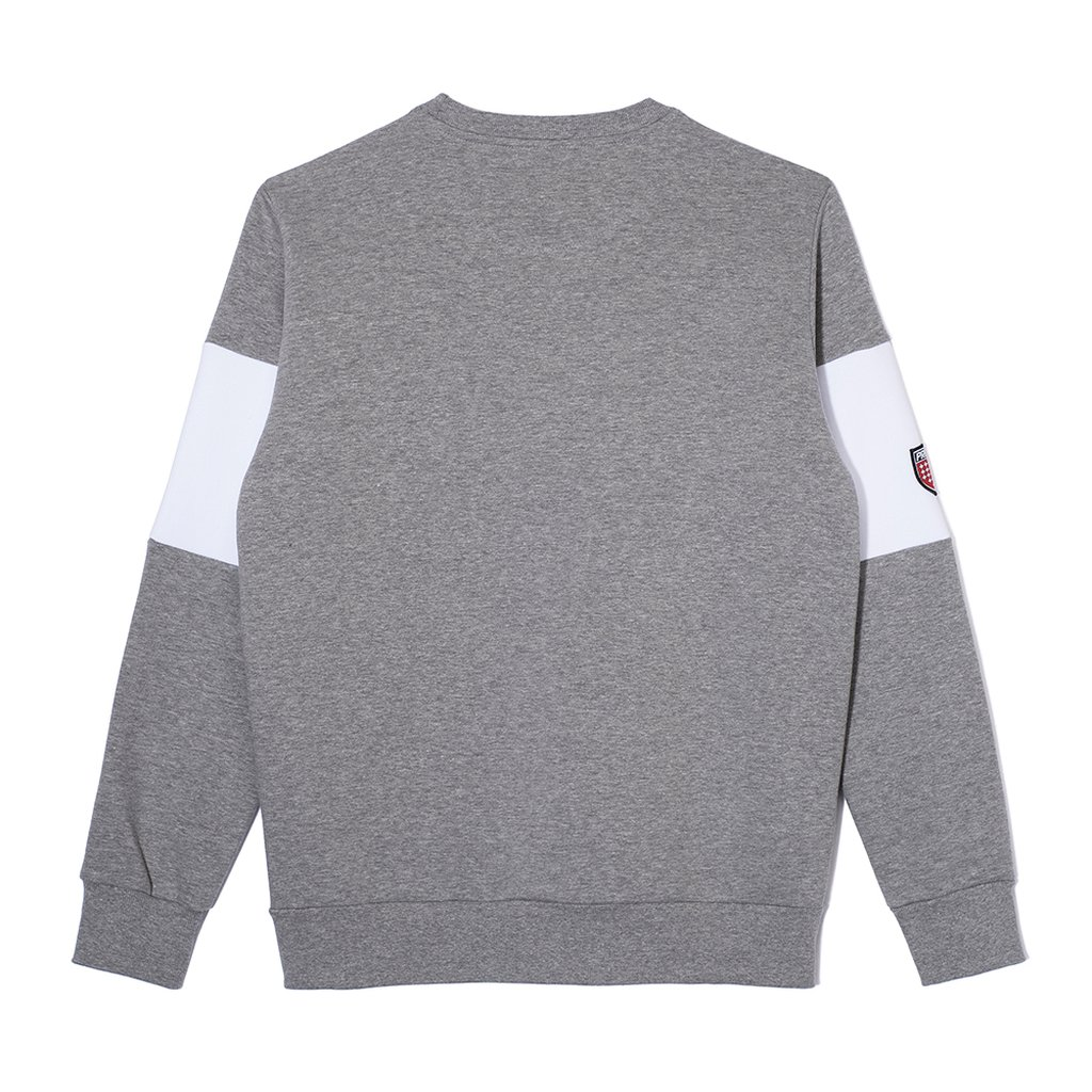 LINED MEDIUM HEATHER GREY