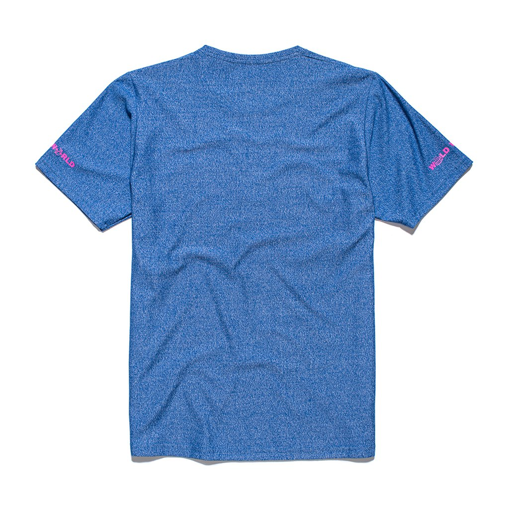 TSHIRT NICE GUY BLUE