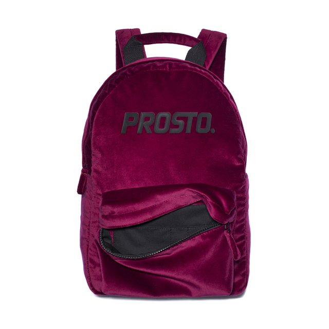 BACKPACK SOHO MAROON