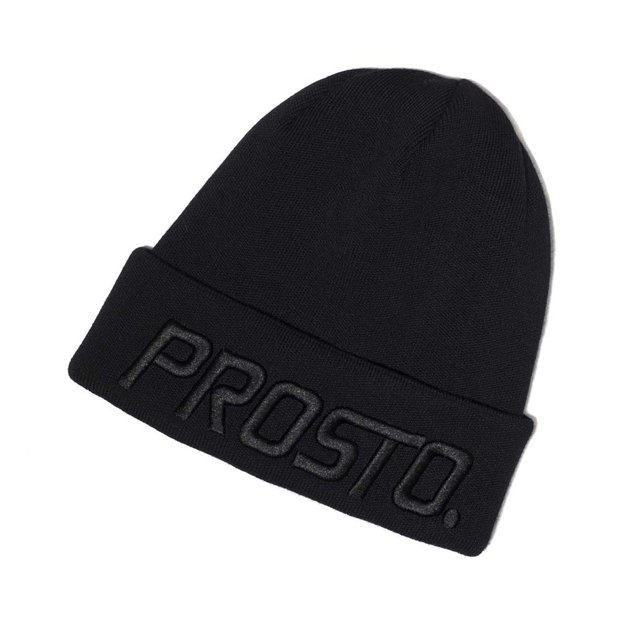 WINTER CAP FROST BLACK