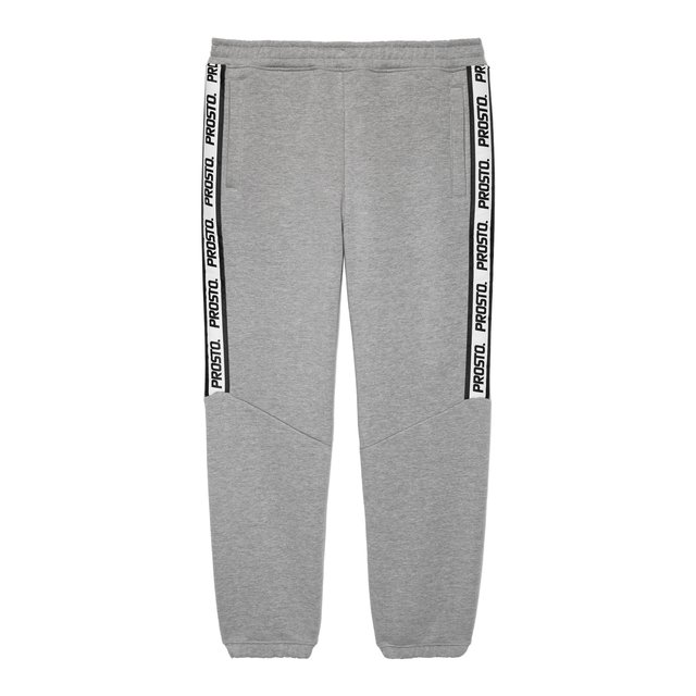 PANTS TAPECUT GREY