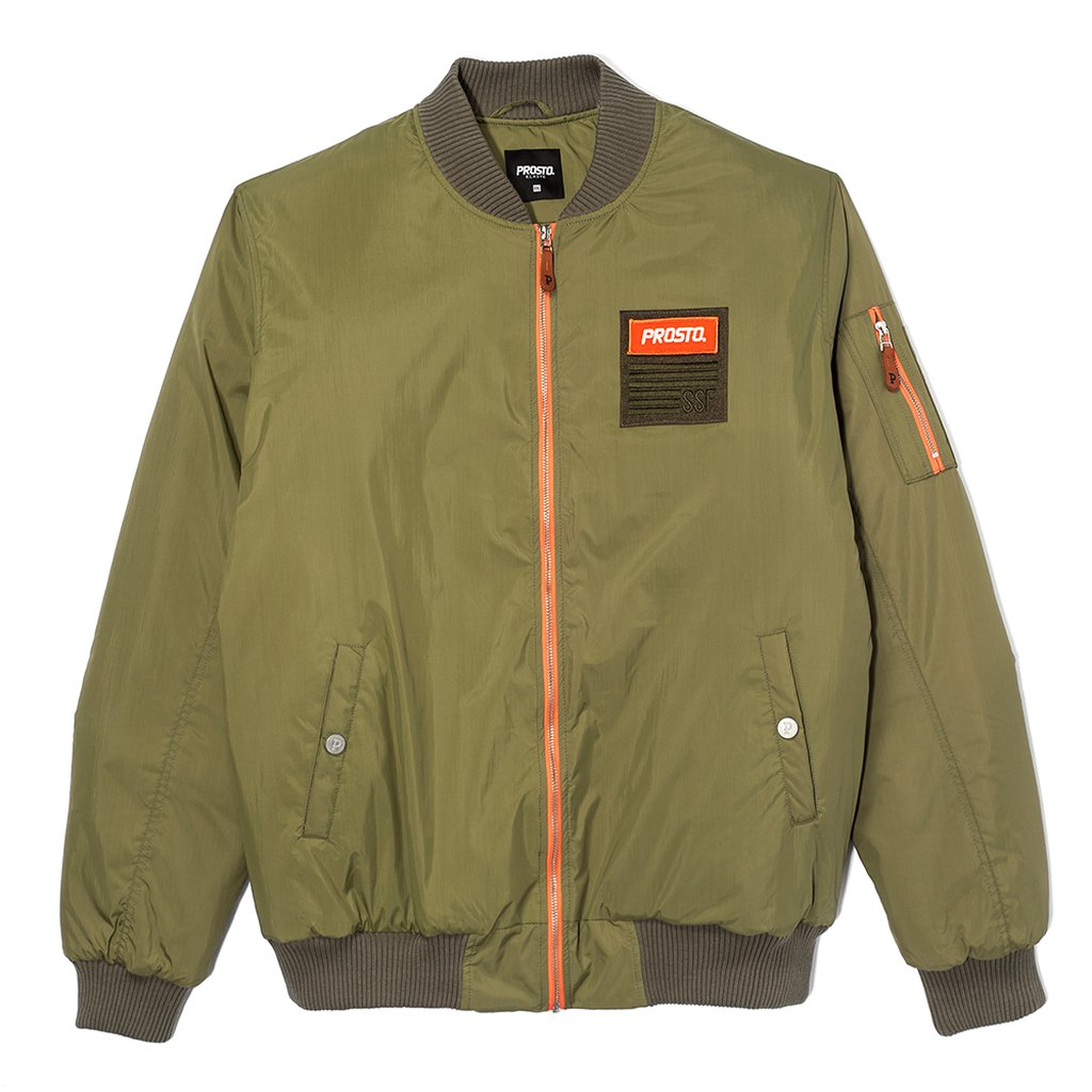 JACKET FLYER GREEN