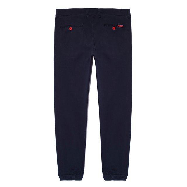 CHINO JOGGER CALL DARK BLUE