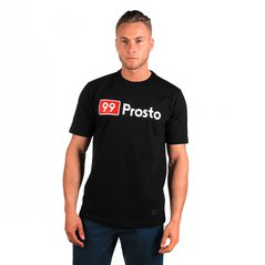 KL T-SHIRT GUIDEPOST BLACK