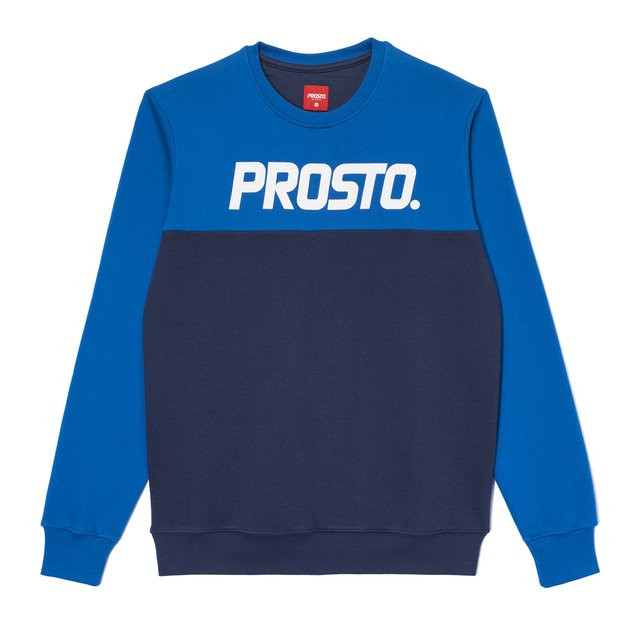 CREWNECK THROWN NAVY