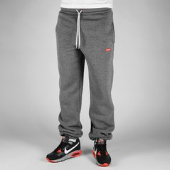 ST PANTS BASIC2 MEDIUM HEATHER GREY