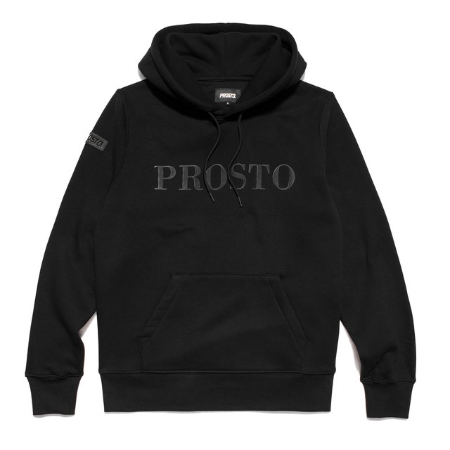 HOODY TM19 BLACK