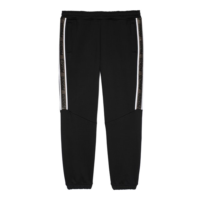 PANTS TAPECUT BLACK