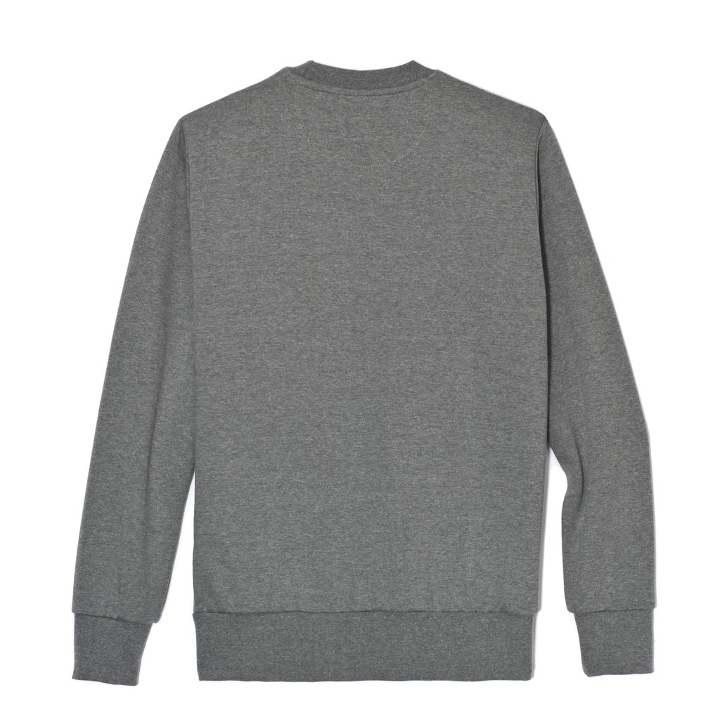 FUCK MEDIUM HEATHER GREY
