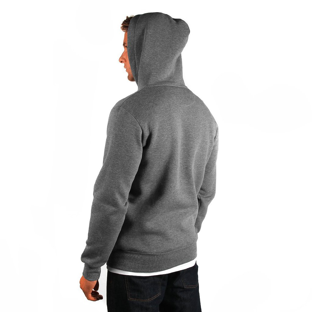 HOODY FATTY MEDIUM HEATHER GREY