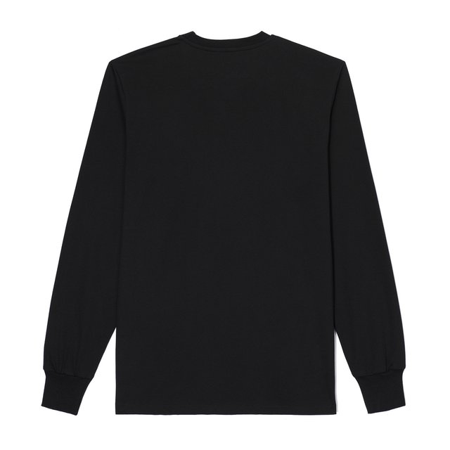 LONGSLEEVE FIRM BLACK
